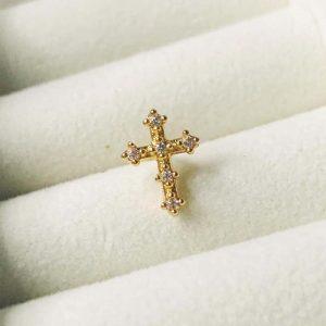 Pendientes Paris Oro